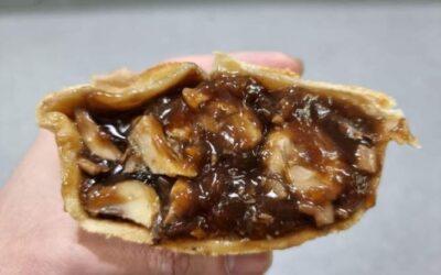 Where to find Australia's Best Mushroom Pie 2021